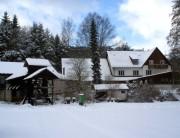 Camping Alte Mühle im Winter
